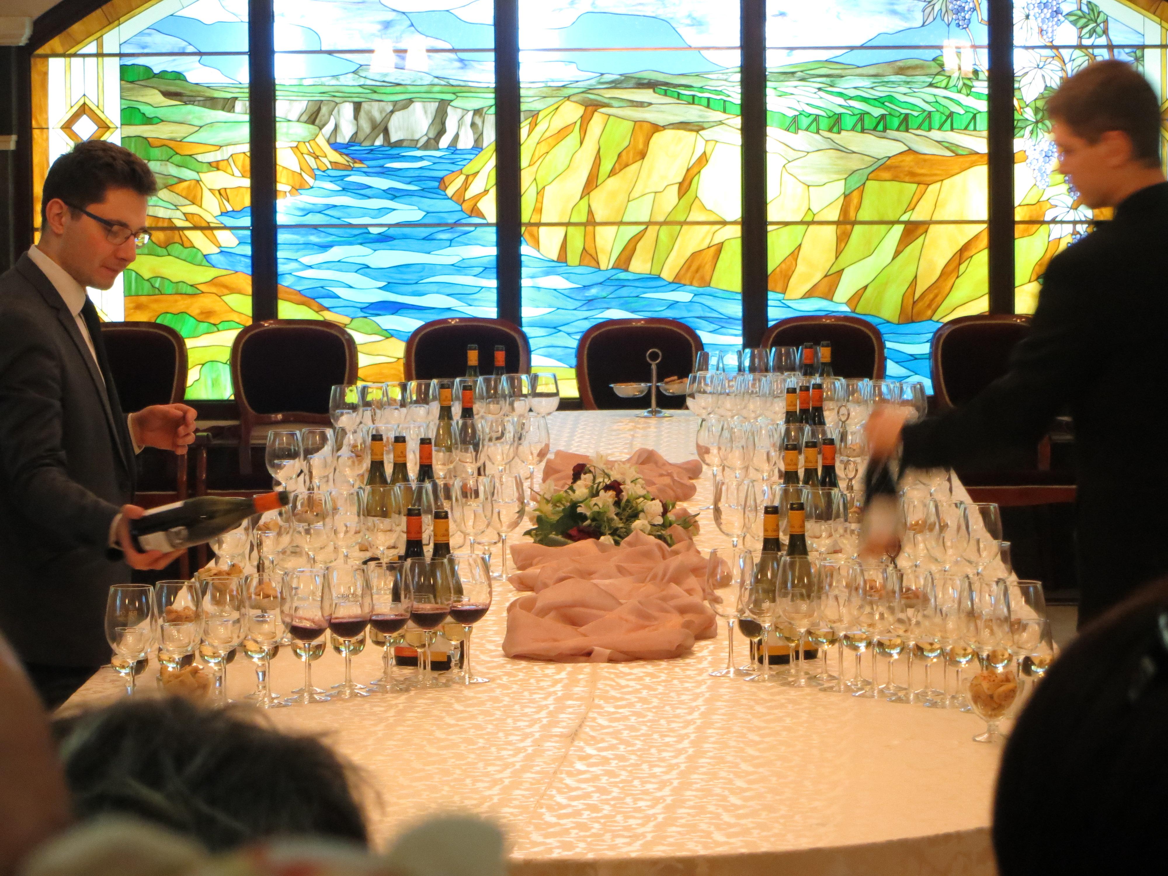 Festival maladova vina v Moldove