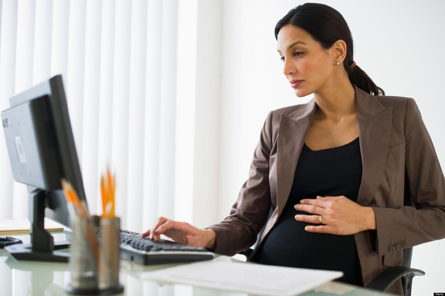 Имеют ли право отправить в командировку если жена беременная