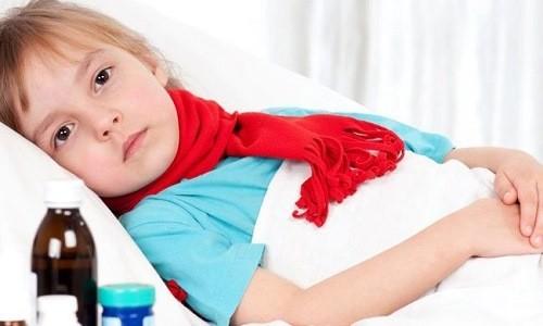 детские заболевания, профилактика