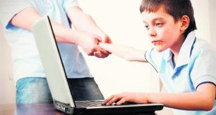 Комп'ютерна залежність дітей