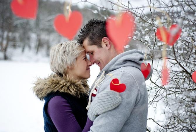 Что подарить девушке в день Валентина, фотосессия