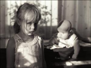 Братья и сестры. Детская ревность причины