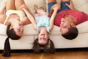 Как правильно уделять внимание детям