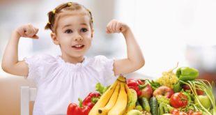 Как приучить детей к здоровому питанию