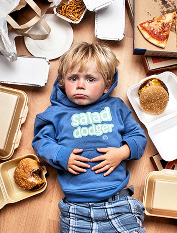 Як привчити дітей до здорового харчування, їжа як ворог