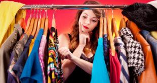 Как правильно разобрать гардероб?