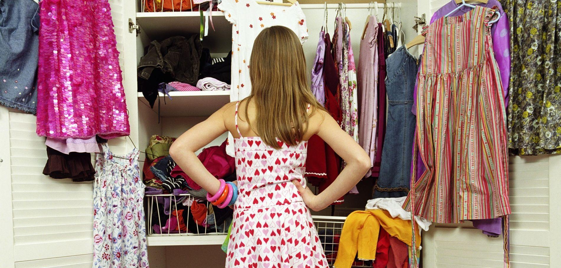 Как правильно разобрать гардероб по стилю