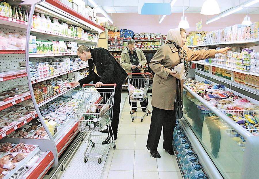 Охрана магазина и права покупателя