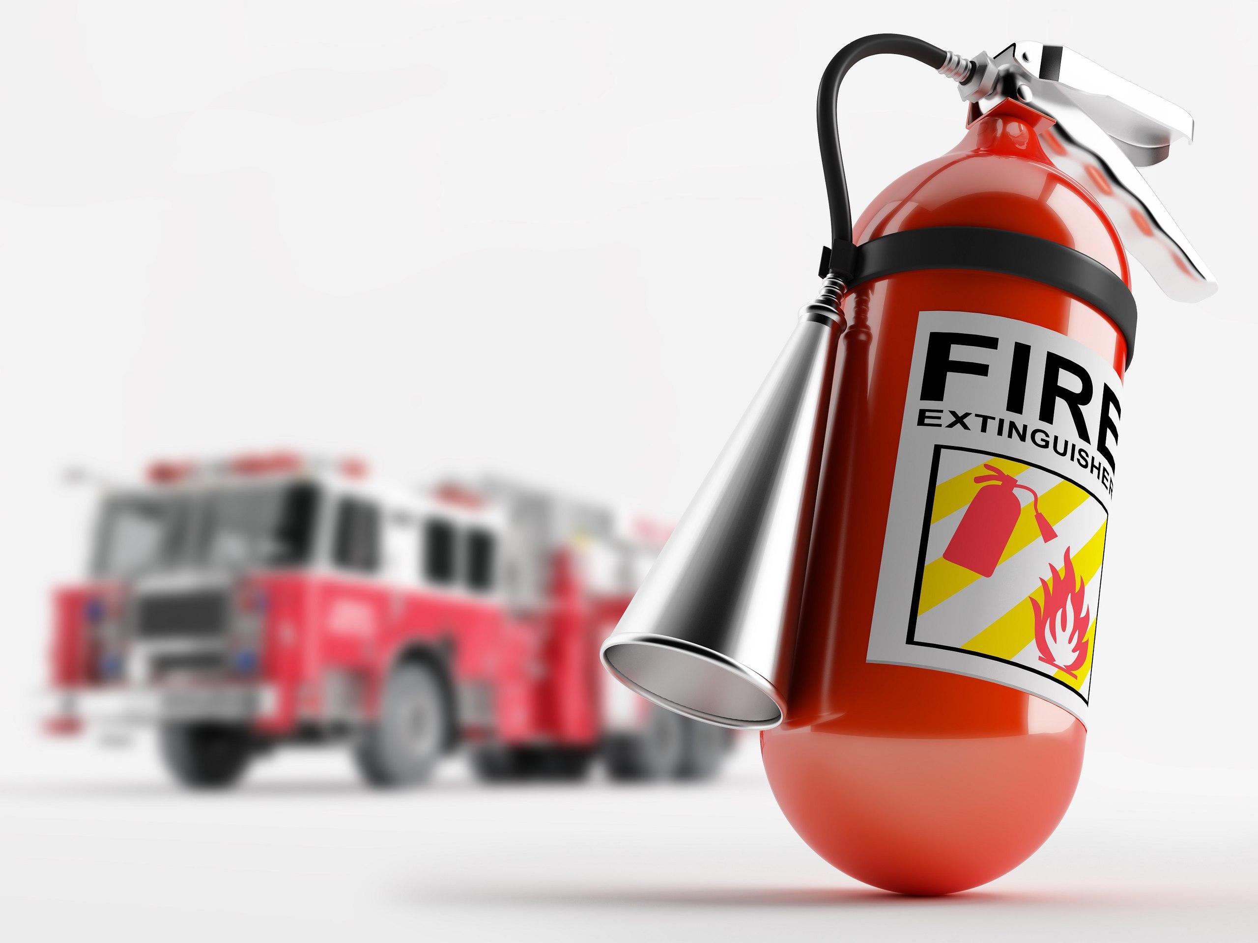 Проверка пожарной безопасности в организации