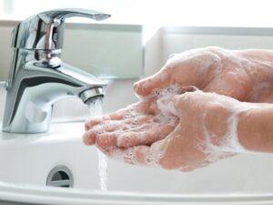 Антисептик для рук або наскільки ефективні санітайзери