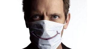 Медичні маски від covid-19